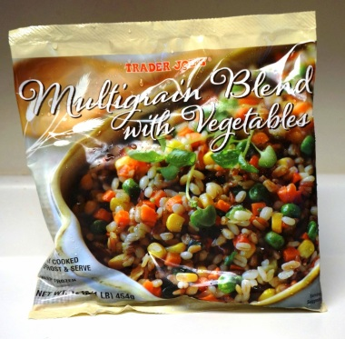 Image result for trader joe's quinoa frozen